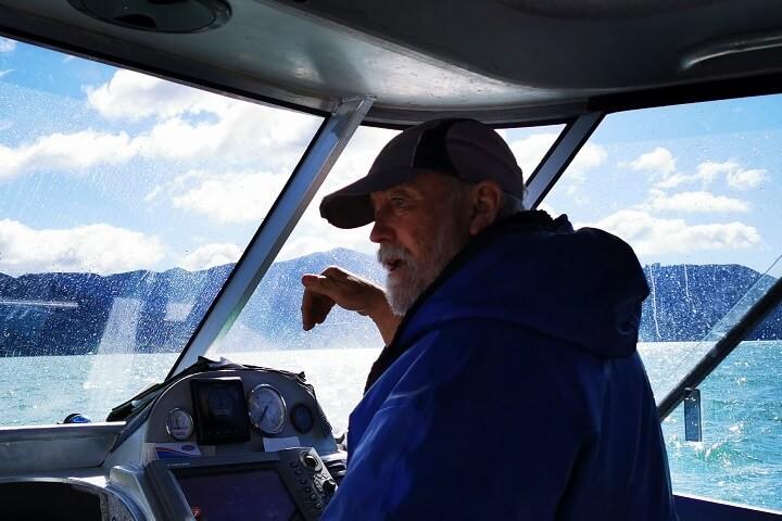 Kenepuru Sound Cruise